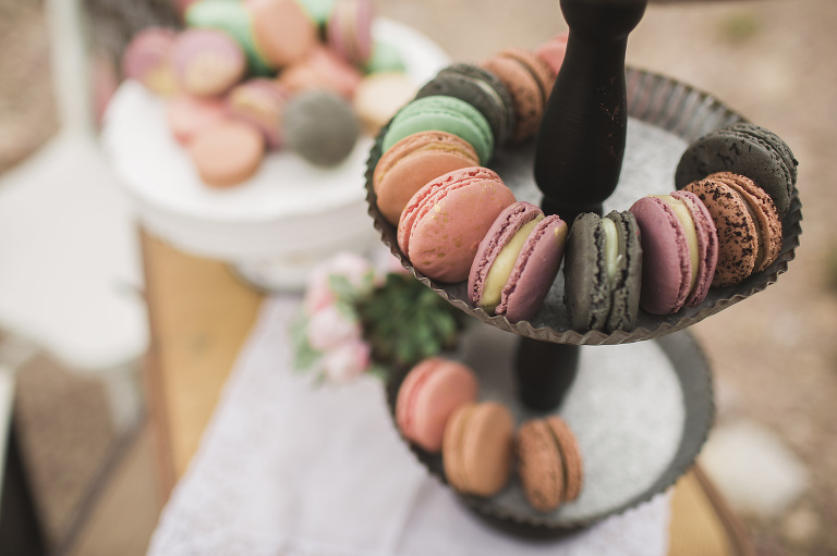 More macarons from the Woops! Maingate style in this vintage photoshoot